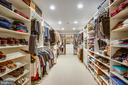 The closet you've been looking for! - 10408 LAUREL RIDGE WAY, FREDERICKSBURG
