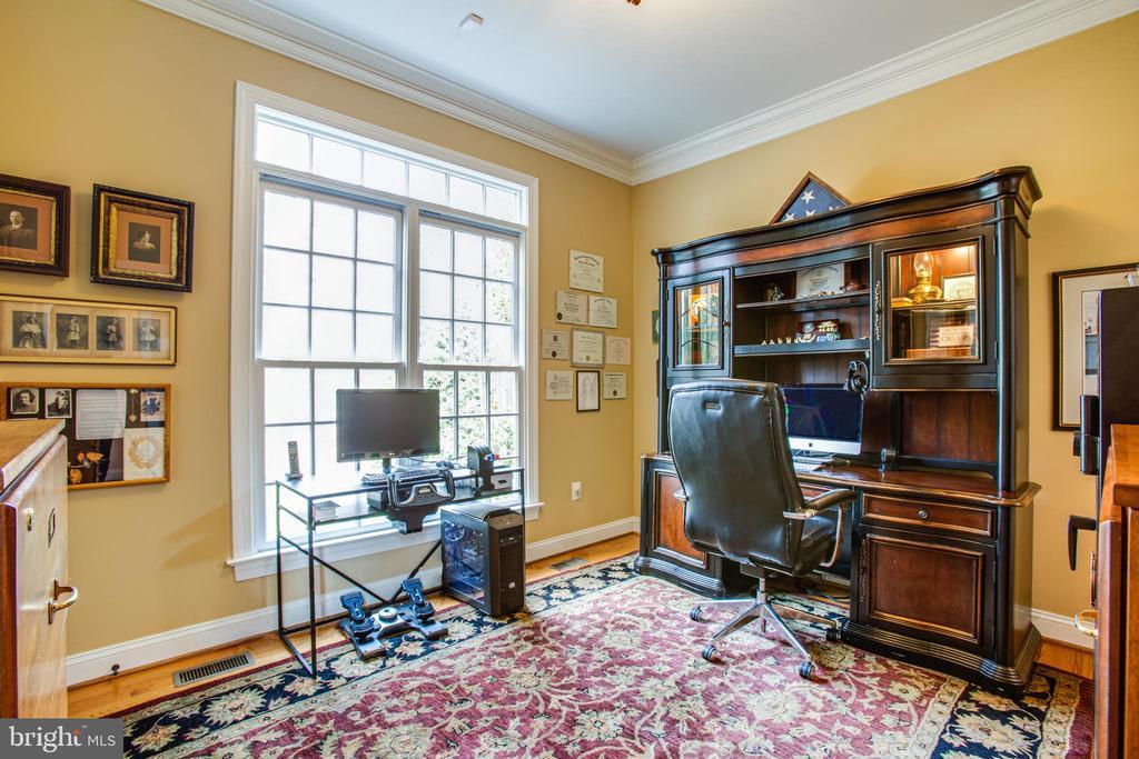 Main level bedroom - 10408 LAUREL RIDGE WAY, FREDERICKSBURG