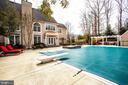 20 X 40 gunite pool - 10408 LAUREL RIDGE WAY, FREDERICKSBURG