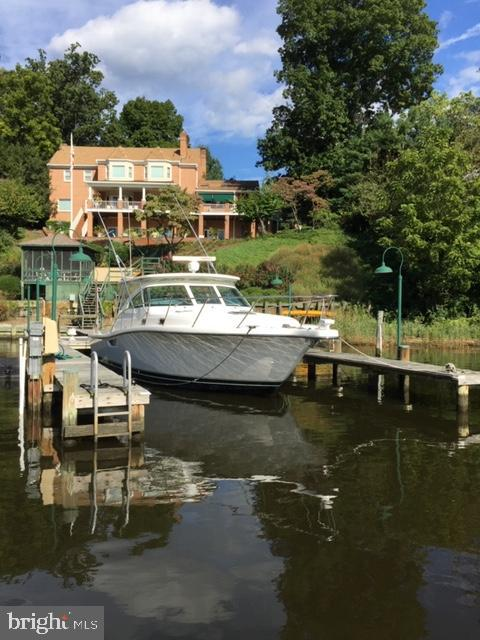 Private Dock - 1128 ASQUITH DR, ARNOLD