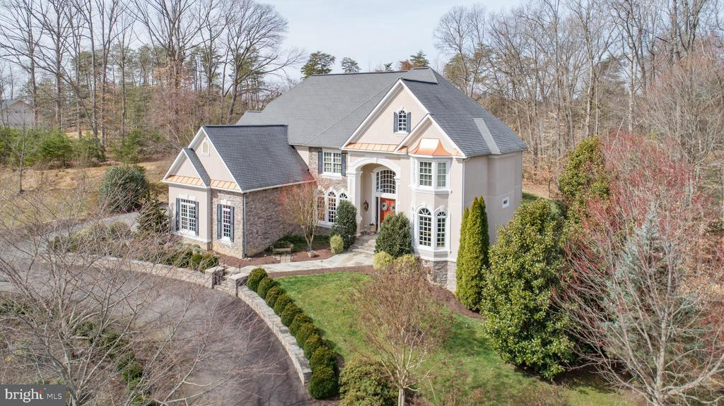 Luxury, Location &Privacy with almost 6500 sq ft - 10408 LAUREL RIDGE WAY, FREDERICKSBURG