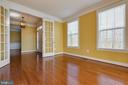 French Doors & Updated Lighting - 15879 FROST LEAF LN, LEESBURG