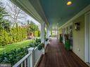 Side Porch - 7612 EXETER RD, BETHESDA