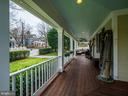 Front Porch - 7612 EXETER RD, BETHESDA