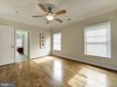 Third Bedroom - 7612 EXETER RD, BETHESDA
