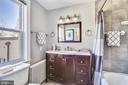 En suite bathroom - 318 CONSTITUTION AVE NE, WASHINGTON
