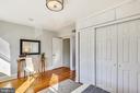 Third floor bed room - 318 CONSTITUTION AVE NE, WASHINGTON