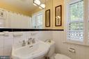 Third Bath - 9125 FERNWOOD RD, BETHESDA