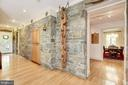 Kitchen Wall Detail - 9125 FERNWOOD RD, BETHESDA
