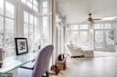 Sunroom - 9125 FERNWOOD RD, BETHESDA