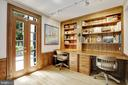 Library/Office - 9125 FERNWOOD RD, BETHESDA