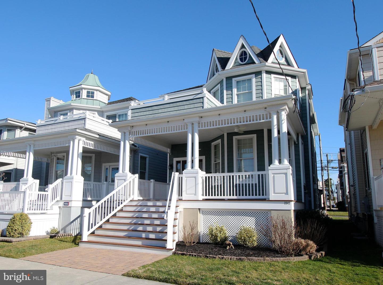 Single Family Homes por un Venta en Ocean City, Nueva Jersey 08226 Estados Unidos