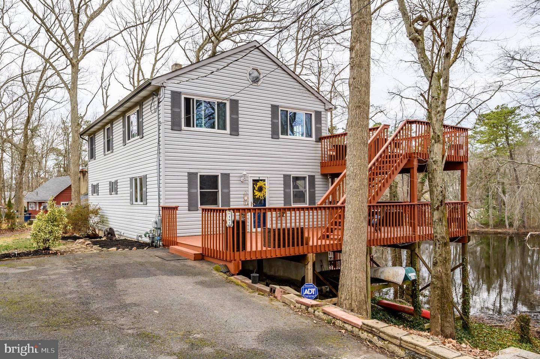 Single Family Homes için Satış at Browns Mills, New Jersey 08015 Amerika Birleşik Devletleri