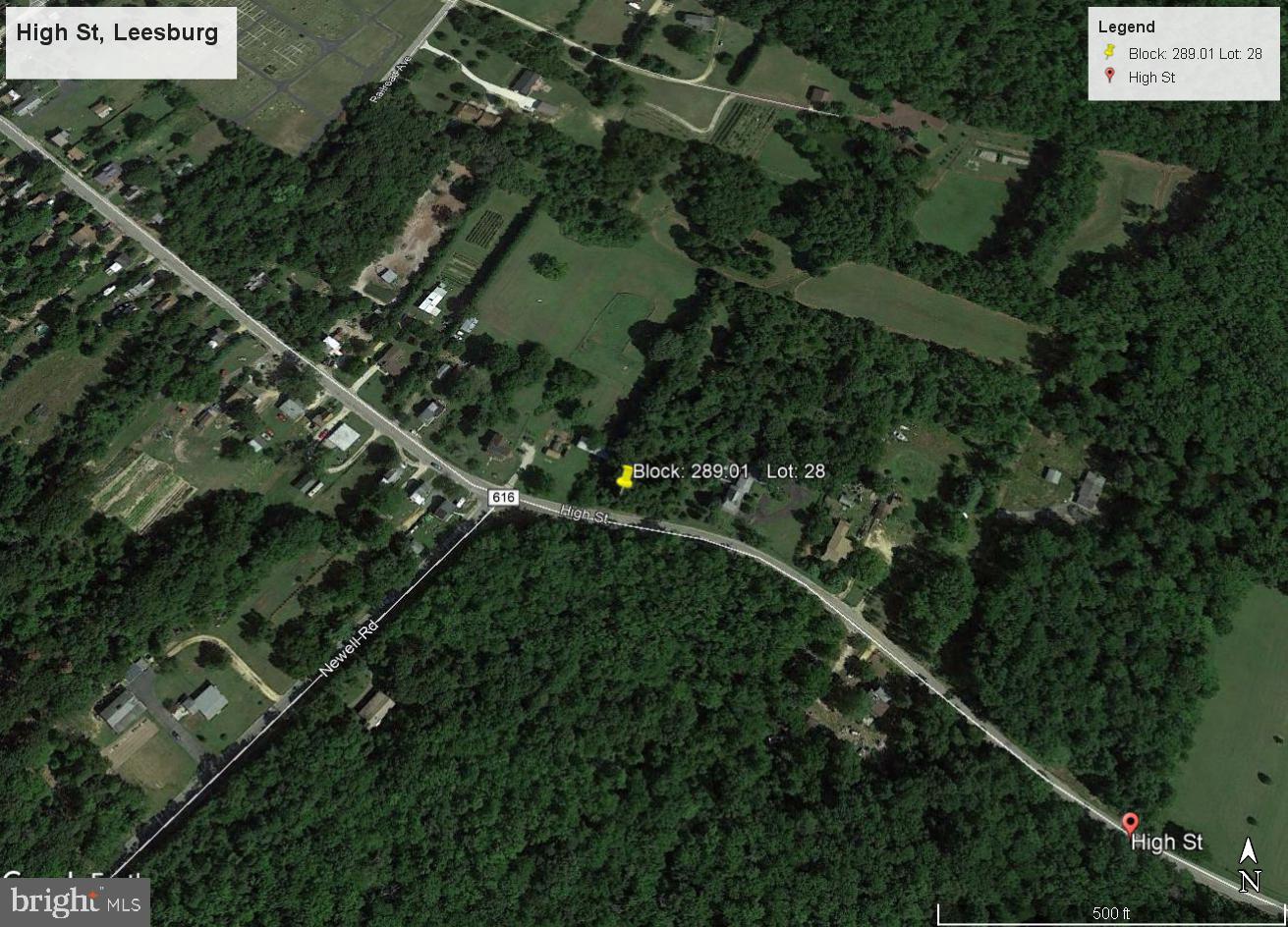 Terreno per Vendita alle ore Leesburg, New Jersey 08327 Stati Uniti