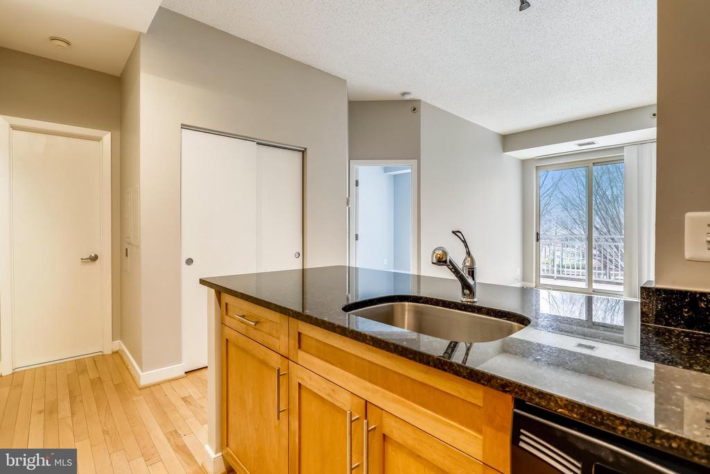Open Floor Plan - 7500 WOODMONT AVE #S205, BETHESDA