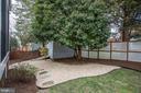 Level Private Backyard - 2625 N QUANTICO ST, ARLINGTON