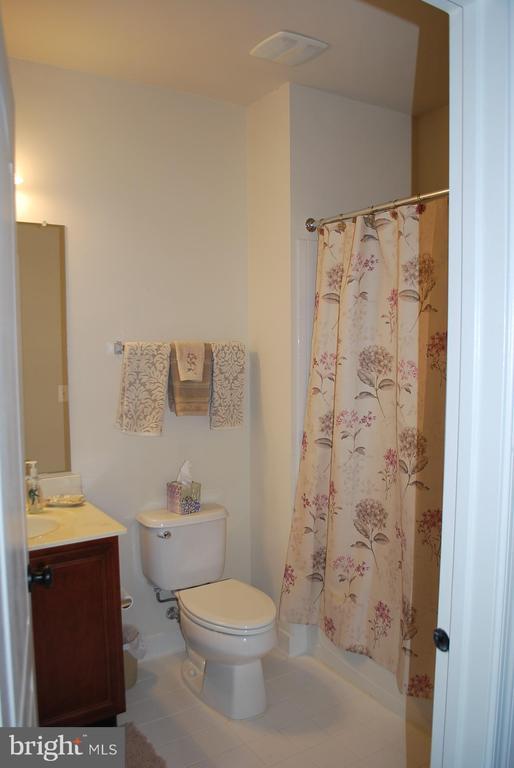 Basement full bath in basement - 108 E. STATION TER., MARTINSBURG