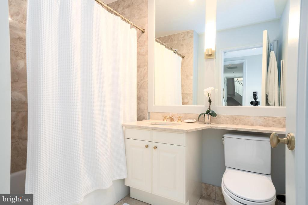 Guest Bath - 1155 23RD ST NW #PH2C, WASHINGTON