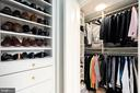 Master Closet Area - 1155 23RD ST NW #PH2C, WASHINGTON
