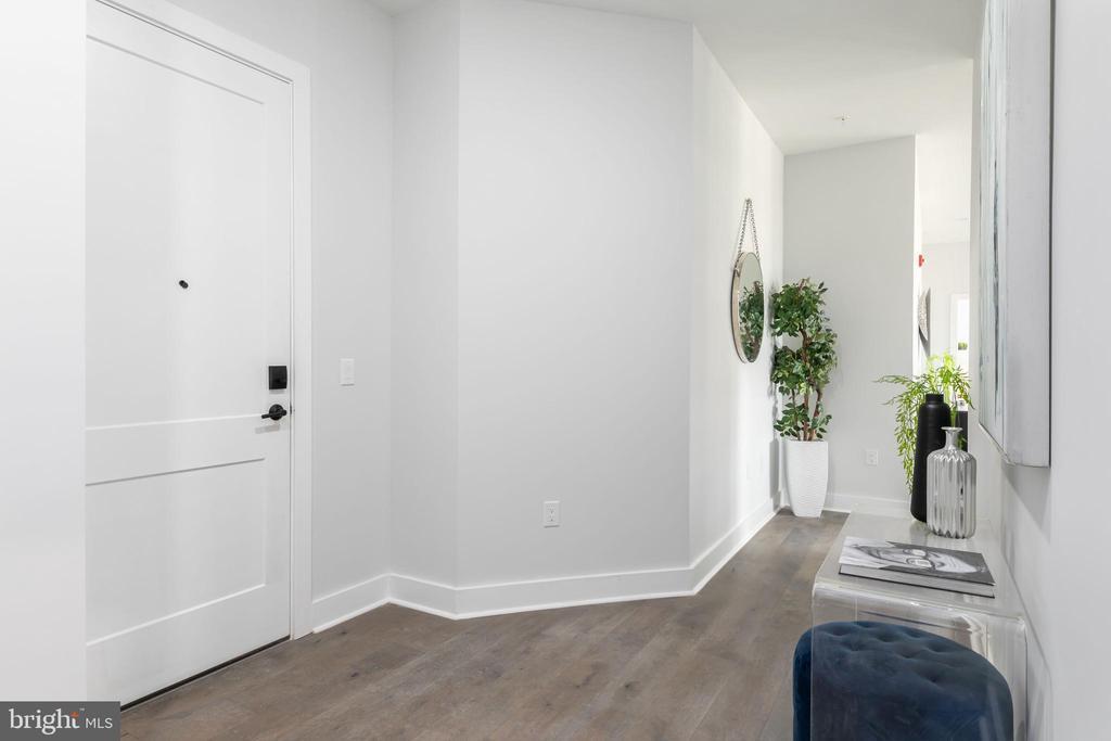 Foyer - 44691 WELLFLEET DR #210, ASHBURN