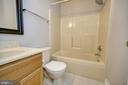 Hallway full bath - 25 WAGONROAD LN, FREDERICKSBURG