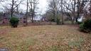 Backyard - 6504 BALTIMORE AVE, UNIVERSITY PARK