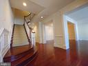 View from Entrance - 18213 CYPRESS POINT TER, LEESBURG