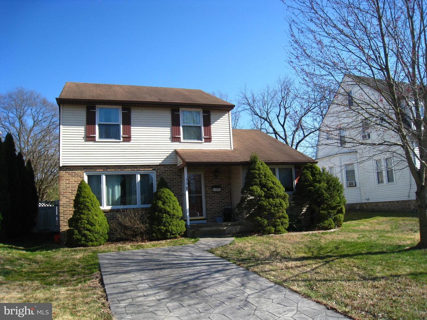 Single Family Homes por un Venta en Laurel Springs, Nueva Jersey 08021 Estados Unidos