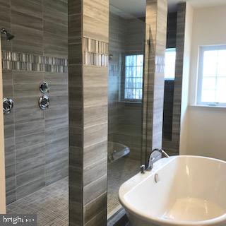 Awesome Shower Room - 3708 WHISPER HILL CT, UPPER MARLBORO