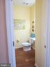 Powder room - 10623 LEGACY LN, FAIRFAX