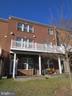 Exterior view - 10623 LEGACY LN, FAIRFAX