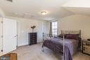 3rd bedroom - 17013 SILVER ARROW DR, DUMFRIES