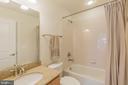 Full bathroom - 17013 SILVER ARROW DR, DUMFRIES