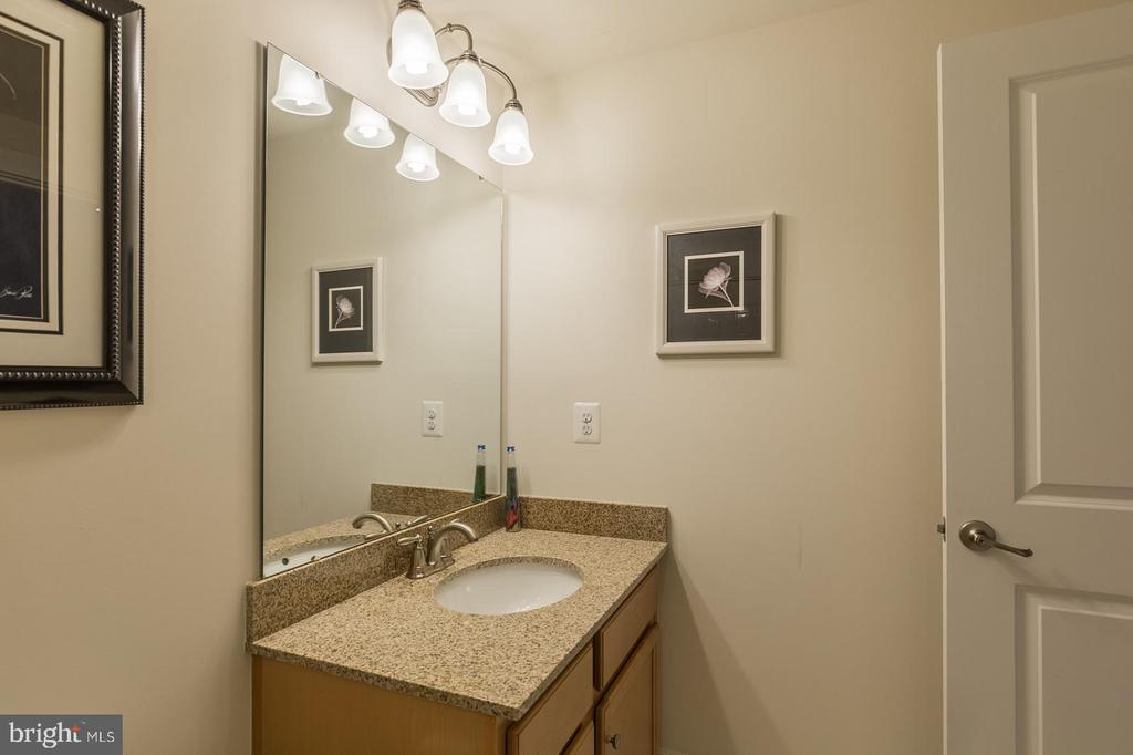basement bathroom - 17013 SILVER ARROW DR, DUMFRIES