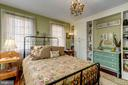 Loads of closet space in every bedroom. - 1423 36TH ST NW, WASHINGTON