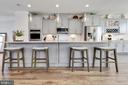 Kitchen - 10528 RATCLIFFE TRL, MANASSAS