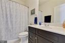 2nd Full Bath - 10528 RATCLIFFE TRL, MANASSAS