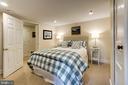 Lower Level Income Unit- Bedroom - 1008 E CAPITOL ST NE, WASHINGTON