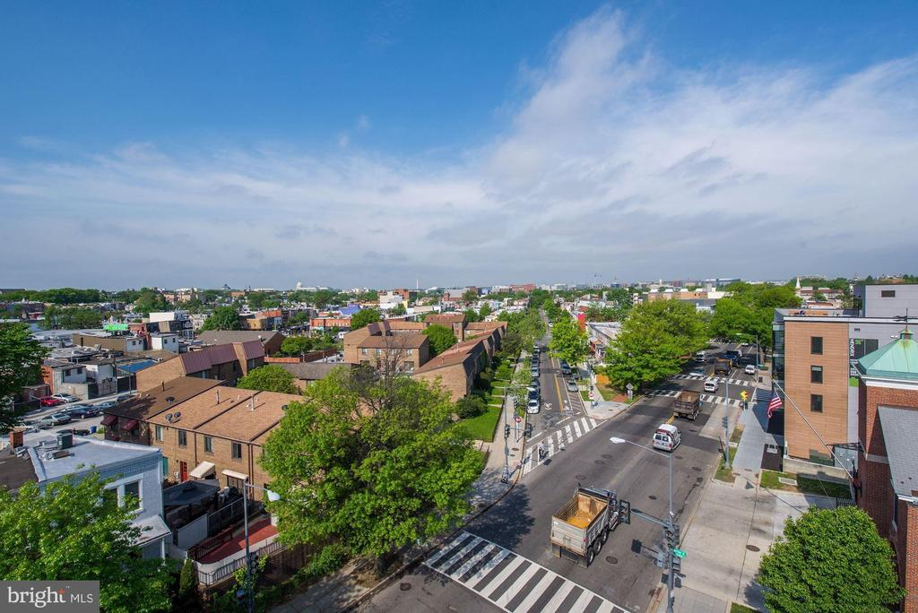 View from roof deck - 1111 ORREN ST NE #501, WASHINGTON