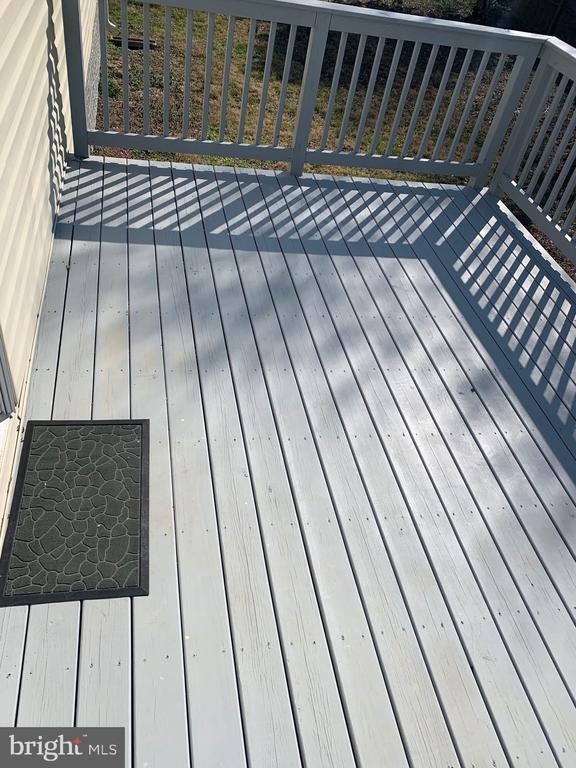 deck - 7010 ORIOLE AVE, SPRINGFIELD