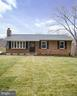 Front of home with new sod - 2129 FLAG MARSH RD, MOUNT AIRY