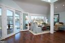 Living Room to Great Room - 238 RIVERSIDE RD, EDGEWATER