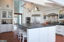 Soap Stone counter tops & Island - 238 RIVERSIDE RD, EDGEWATER