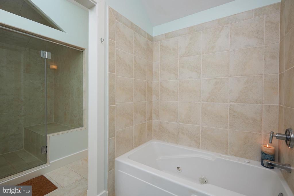 MBR Steam Shower & tub - 238 RIVERSIDE RD, EDGEWATER