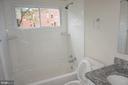 Hall bathroom - 4756 POMPONIO PL, ANNANDALE