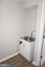 Laundry sink - 4756 POMPONIO PL, ANNANDALE