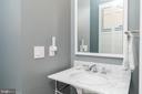 Powder Room on Main level - 505 ORONOCO ST, ALEXANDRIA