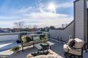 Plenty of room for entertaining on the roof - 505 ORONOCO ST, ALEXANDRIA