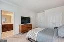 Master Bedroom - 1148 HOLDEN RD, FREDERICK