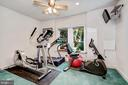 LL Exercise Room/Bedroom - 4055 40TH ST N, ARLINGTON